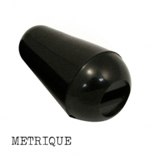 Bouton sélecteur métrique Stratocaster® noir