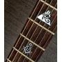 Sticker guitare touche symboles religions