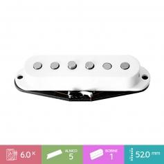 Micros guitare Stratocaster