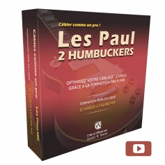 Formation optimisation câblage LesPaul 2 humbuckers