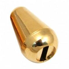 Bouton sélecteur US Stratocaster® plastique doré