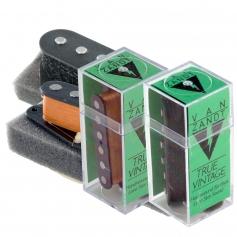 Set micros Telecaster Van Zandt 60's