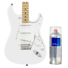 Bombe vernis nitrocellulosique Olympic White 400ml