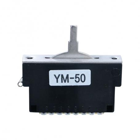 Sélecteur micro Stratocaster YM-50 5 positions