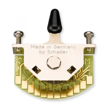 Sélecteur Schaller Megaswitch M 5 positions