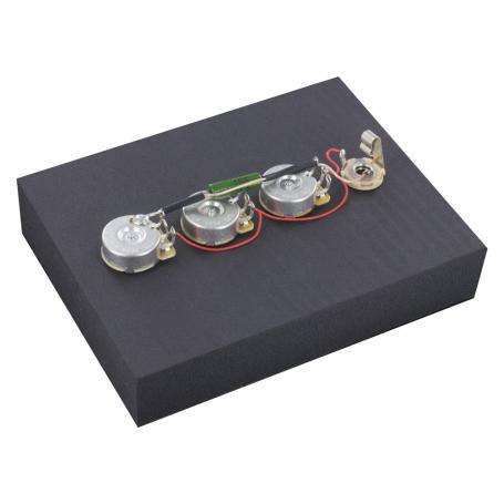 Kit électronique basse optimisé Jazz Bass® US