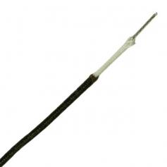 Fil câblage Gavitt vintage tissu 22AWG marron