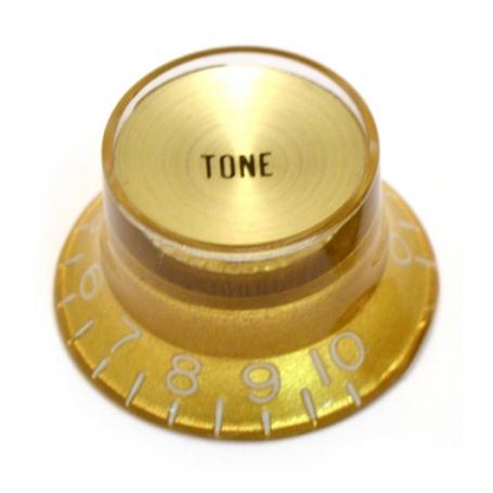 Bouton copie SG tone doré