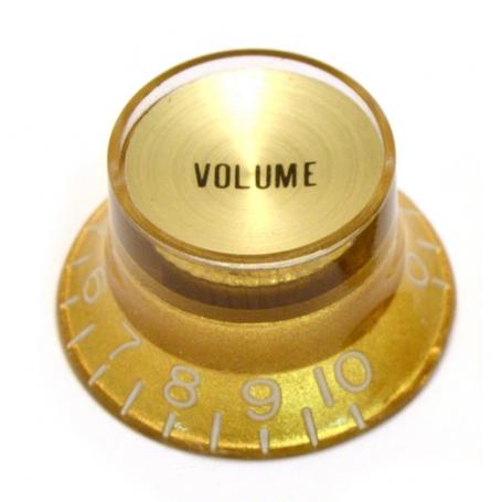 Bouton copie SG volume doré