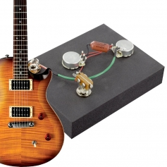 Kit électronique guitare optimisé PRS SE Toggle