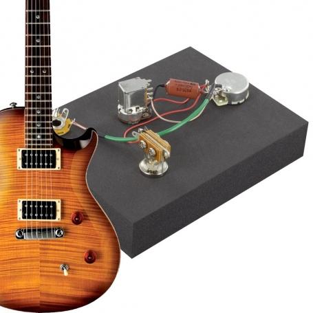 Kit électronique guitare optimisé PRS SE Toggle Push Pull