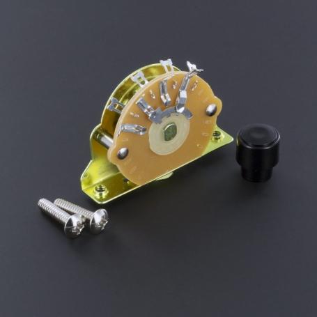 Sélecteur micro Telecaster 3 positions