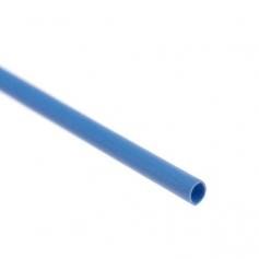 manchon thermorétractable 3.2 / 1.6mm bleu (15cm)