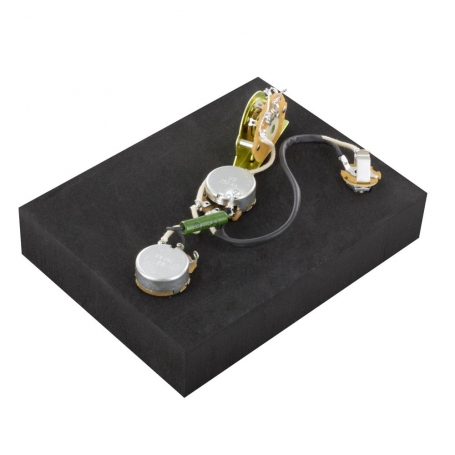 Kit électronique guitare optimisé Reissue copie Telecaster®