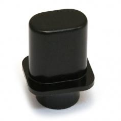 Bouton sélecteur Telecaster moderne métrique noir