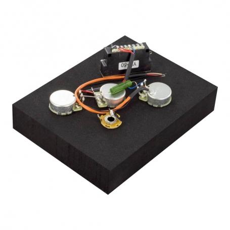 Kit électronique guitare optimisé copie Stratocaster