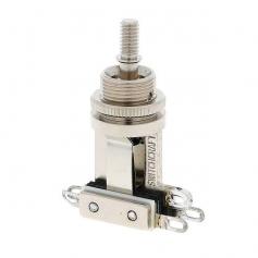 Sélecteur micro toggle switchcraft chrome