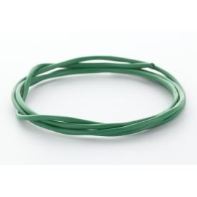 Fil câblage guitare Mogami® 2 conducteurs + masse vert