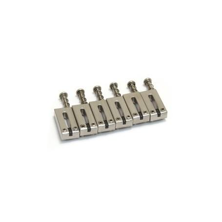 6 Pontets Graphtech PG-8001 Stratocaster standard chrome