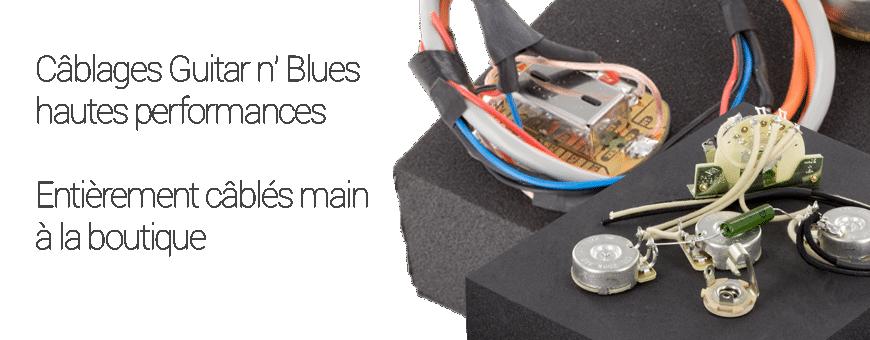 Kits électroniques guitares et basses