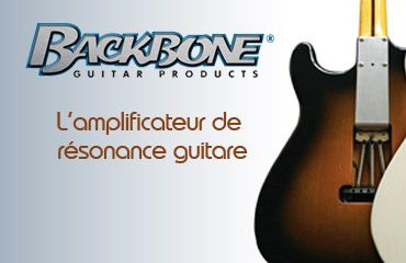 Amplificateur de résonance Backbone